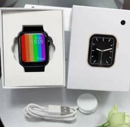 Smartwatch W46 Completo + Extra uma Pulseira Milanese