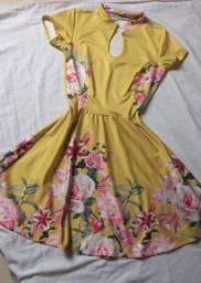 Lindo vestido vendo Ou Troco