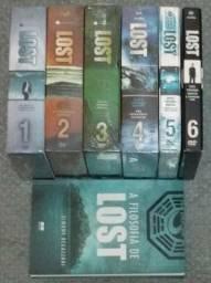 LOST - 6 Temporadas + Livro