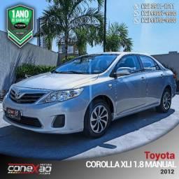 Exclusivo Corolla XLI 1.8