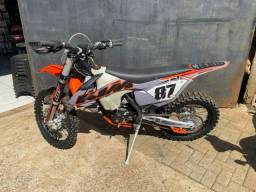 Título do anúncio: Moto ktm xcf 350 2017