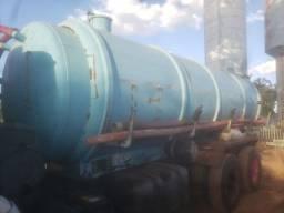Vendo Tanque de Limpa Fossa 16.000 litros