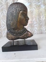 Peças de decoração de bronze
