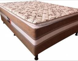 Título do anúncio: Promoção de ColchoBox Casal Alta Pillow Top