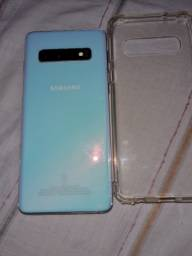 Samsung S10 ZERADO (URGENTE) <br><br>1.800