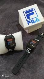 Promoção Relógio digital Fila