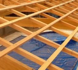 O tecladista soluções para telhado.