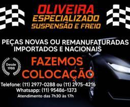 Eixo trazeiro  Peugeot  206  207 ( a base de troca)