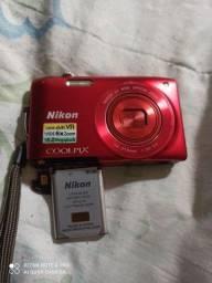 Câmera Digital Nikon