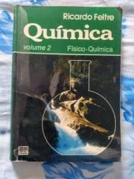 Livro Quimica - Fisico-quimica Ricardo Feltre Volume 2