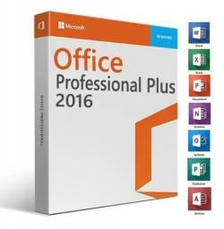 Office 2016 professional plus Pacote