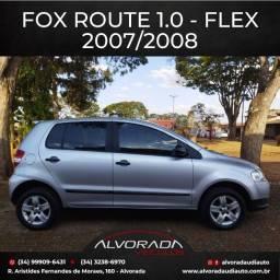 Título do anúncio: Fox Route 1.0 Flex - 2007/2008