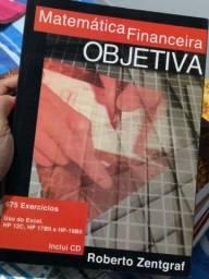 Livro matemática financeira