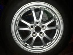 Rodado Toyota Completo - Pneus Yokohama exelentes!!!!