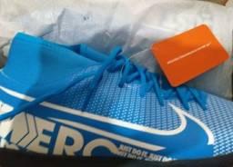 Chuteira Nike Mercurial Superfly 7 Tamanho 44 Nova. Unissex..