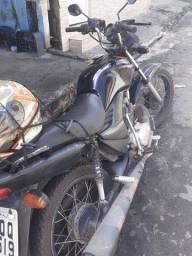 Vendo moto honda /CG 125 Fan ks