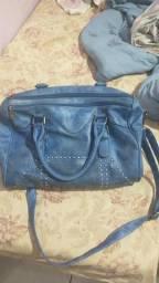 Vendo bolsa azul