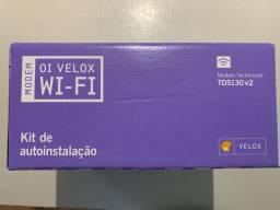 Roteador Modem Adsl2+ Technicolor Td5130 V2 Wireless