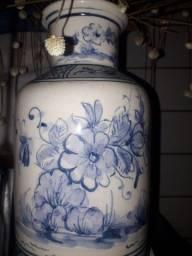 Título do anúncio: Jarro decorativo cerâmica antiga