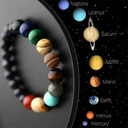 Pulseira sistema solar