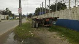 Carreta Randon Porta Container de 40