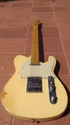 Guitarra Tagima Brasil troco em Strato