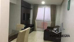 Título do anúncio: Apartamento no weekend club com 3 dormitórios à venda, 81 m² - Ponta Negra - Manaus/AM