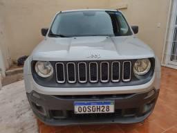 Vendo ou transfero financiamento Jeep Renegade sport manual prata