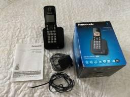 Telefone sem fio digital Panasonic p/ conserto/retirada de peças