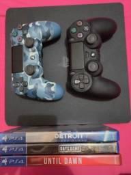 PS4 slim de 1T