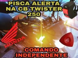 Chave de Pisca alerta para Independente