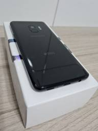 Samsung Galaxy S9 - 64GB Preto - Impecável - Pouco Uso