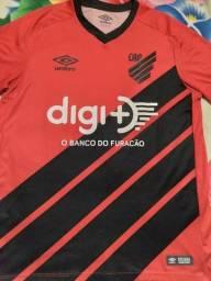 Título do anúncio: Camiseta oficial do athetico PR 100 reais