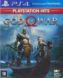 God of War Playstation Hits - PS4 - Lacrado