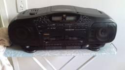 Som com CD e rádio