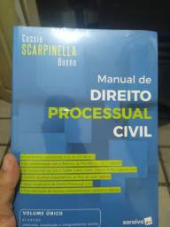 Livro de Dto Processual civil, Cássio Scarpinella
