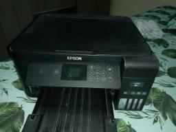 Vendo impressora epson pouco usada