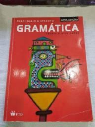 Livro gramática teoria e atividades