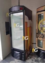 Cervejeira Expositora Porta de Vidro Reformado