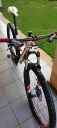 Bike Specialized S Works toda Carbono
