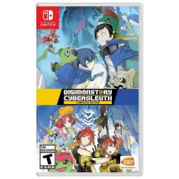 Novo digimon story cyber sleuth complete edition nintendo switch
