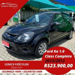Ford Ka 1.0 Class 2013/2013 Completo ( Extra )
