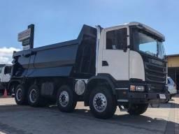 Scania G440 2018 8x4 - Caçamba