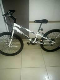 Bicicleta aro 24 18 marcha