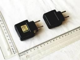 2 Carregadores de Celular Originais - Marca Motorola - Usados - Funcionando
