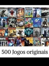 Vários jogos
