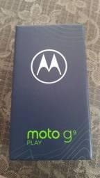 Moto g9 play NOVO COM NOTA FISCAL