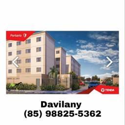 Apartamento Residencial Vila Pitaguary com uma ótima localização no Maracanaú.