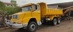 Título do anúncio: Caminhão 1418 caçamba basculante 6x4