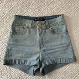 Shorts Bluesteel